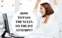 HOW TO PASS THE NCLEX ON THE 1ST ATTEMPT?