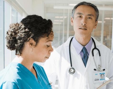 nursing consultant positions